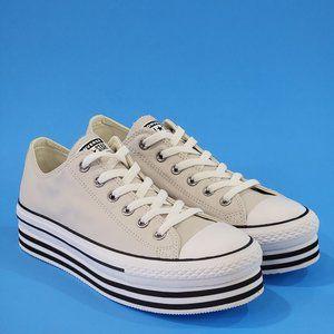 Converse CTAS Platform Lift OX Sneaker 565829C NWT